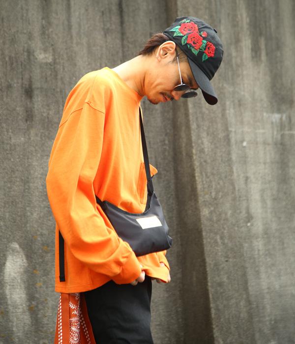 UNUSED / アンユーズド : L/S pocket tee : ロングスリーブポケットティー Tシャツ トップス メンズ : US1369【NOA】【BJB】