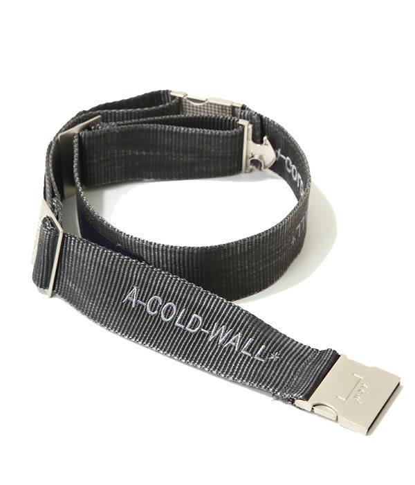 【SALE/セール】A-COLD-WALL* [ ア コールド ウォール ] / WB-1*WEBBING BELT (ウィビングベルト 18SS 18春夏 ベルト メンズ) CW-S18-0000-078【WAX】
