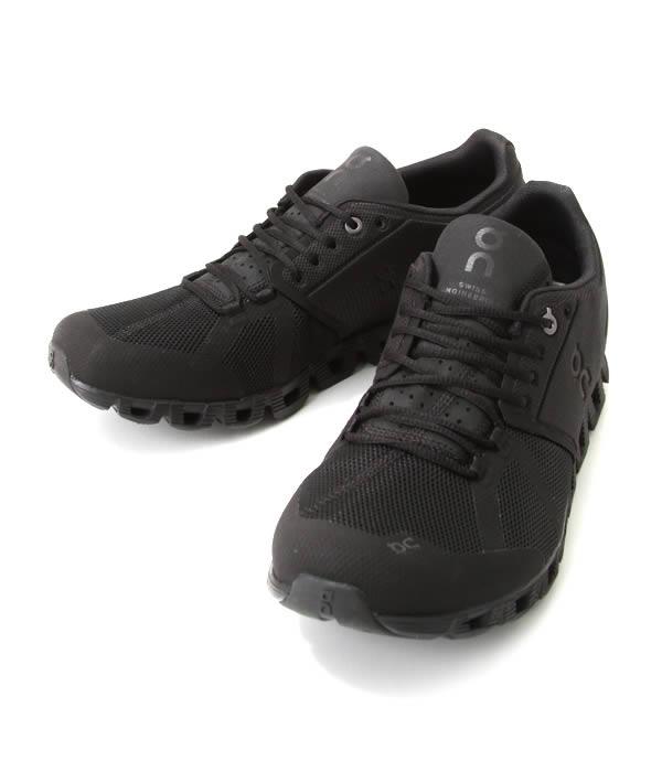 On / オン : Cloud - All Black - : クラウドオールブラック スニーカー 靴 : 190002【AST】