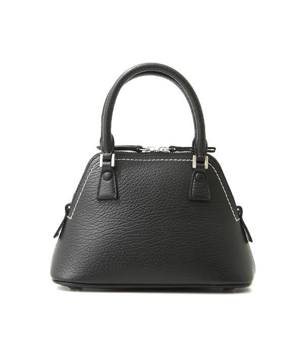 Maison Margiela / メゾン マルジェラ : 【レディース】5AC MICRO(shoulder strap leather bag) : 5ac ミクロ バッグ 2way ショルダーバッグ レザーバッグ ジップ カバン レディース : S56WG0081【ANN】
