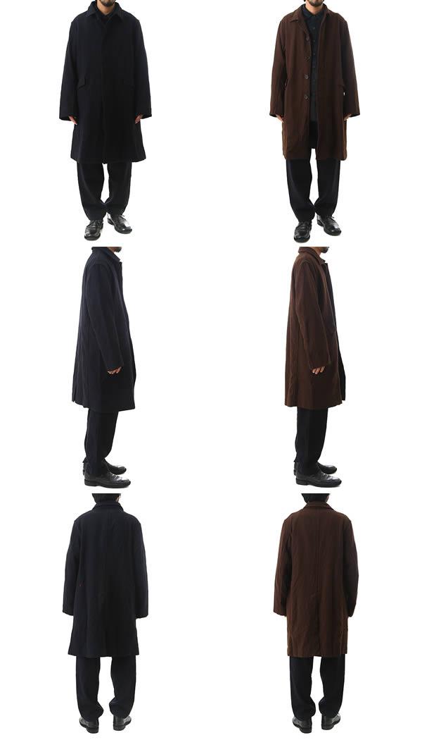 CASEY CASEYケイシー ケイシーMANTEAU FALY 2全2色アウター コート メンズ ロングコート11HM76 RIPOXTikPZu
