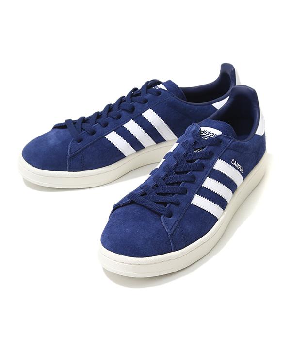 adidas Originals / アディダス オリジナルス : 【メンズ】CAMPUS -ブルー : キャンパス スニーカー 靴 シューズ メンズ : BZ0086 【PIE】