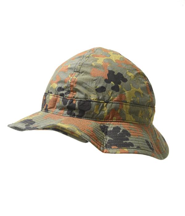 orSlow / オアスロウ : US NAVY HAT -DOT CAMOUFLAGE- : USネイビーハット バケットハット ドットカモ カモフラ : 03-001-GC 【STD】