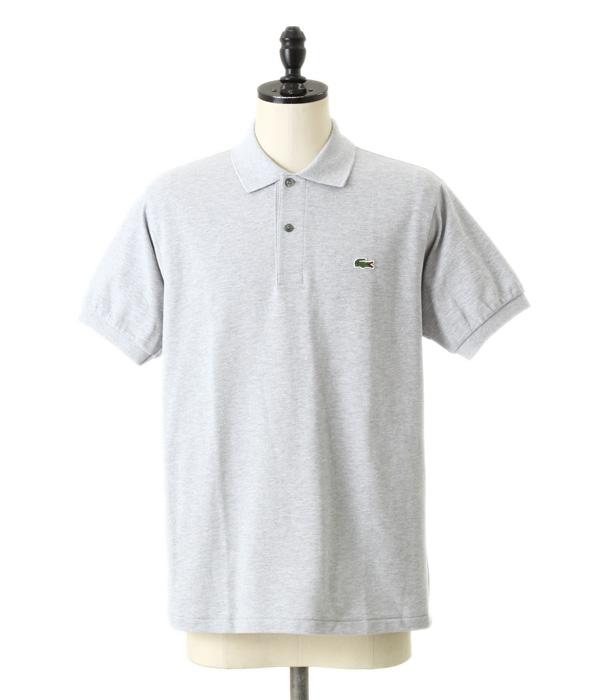 LACOSTE / ラコステ : POLOS CLASSIC FIT : 定番 ポロシャツ ラコステ 半袖 ロゴ メンズ クラシックフィット : L1264AL【MUS】