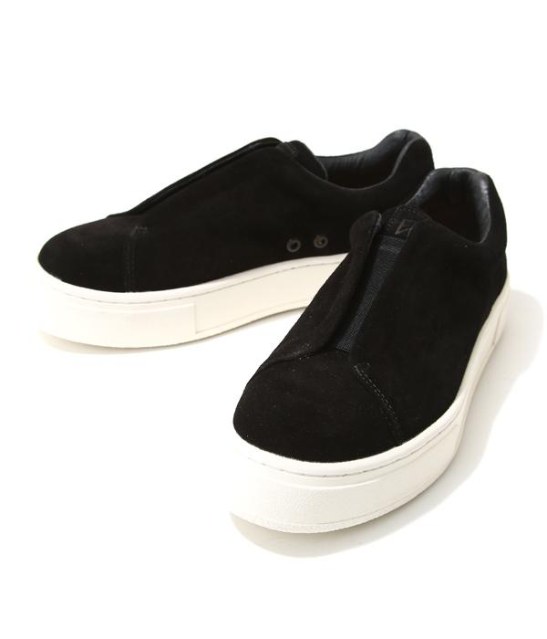 EYTYS / エイティーズ : 【メンズ】doja so suede : ドジャエスオースエード ブラック スニーカー 靴 : 17SS-doja-s-o-suede-blk【RIP】【BJB】