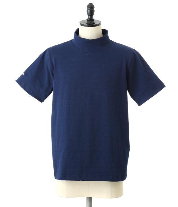 BARBARIAN / バーバリアン : GCNBMN S/S PSE : カットソー モックネック Tシャツ 半袖 : 1537402-PSE-14 【STD】