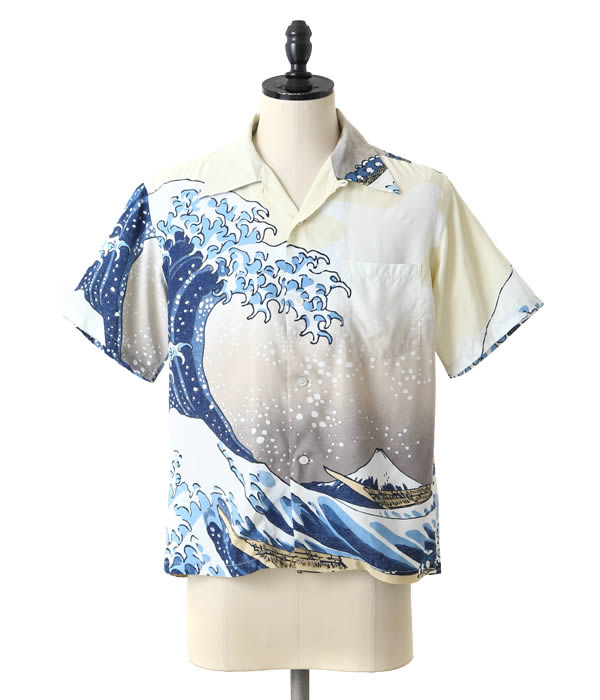 SUN SURF / サンサーフ 東洋エンタープライズ : SUN SURF×北斎SPECIAL EDITION