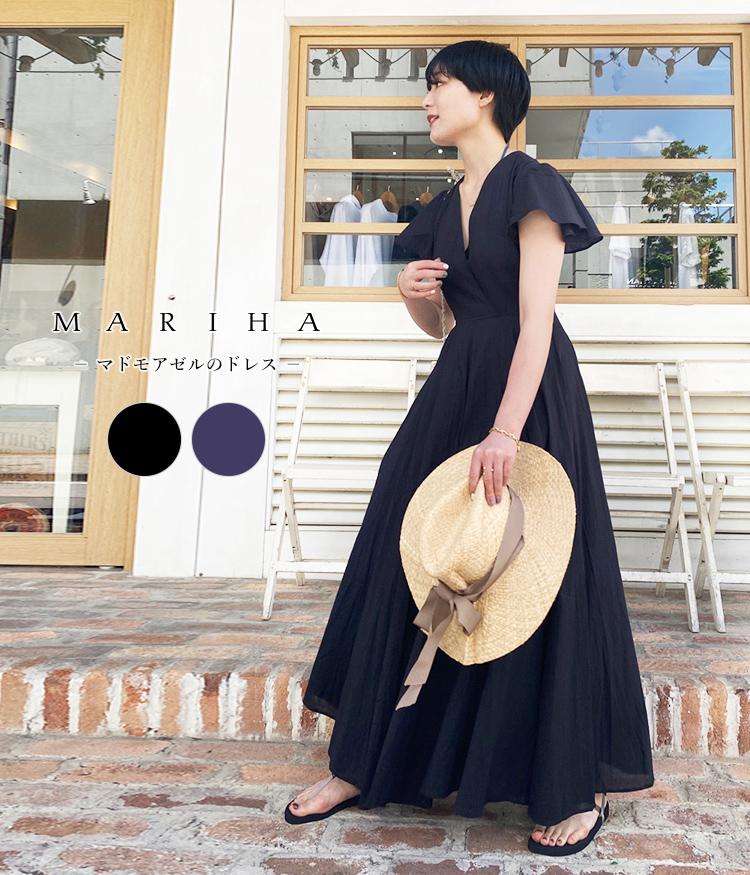 【サマーキャンペーン!】MARIHA / マリハ : 【レディース】マドモアゼルのドレス / 全2色 : ドレス ワンピース ロング丈 : 861302006 【ANN】
