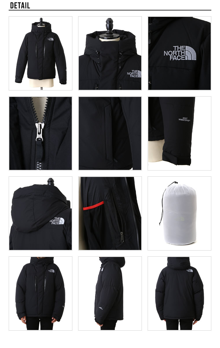 THE NORTH FACE(北脸这个北脸)/barutororaitojaketto/Baltro Light Jacket/全3色(羽绒服户外)ND91641