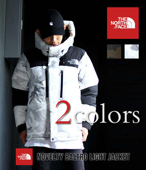 THE NORTH FACE(这个北脸)/Novelty Baltro Light Jacket-伍德兰野鸭-(2016秋冬季款)(北费伊Subaru肥生鱼片灯茄克降低)ND91642-WC-16AW