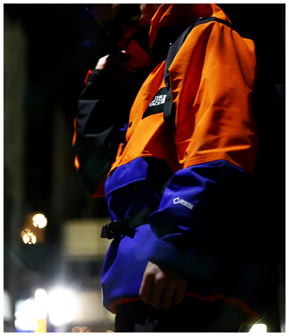 THE NORTH FACE / ノースフェイス メンズ レディース ザ・ノースフェイス:RAGE GTX Shell Pullover:レイジ ゴアテックス プルオーバー パーカー:NP11962【WAX】【DEA】【REA】