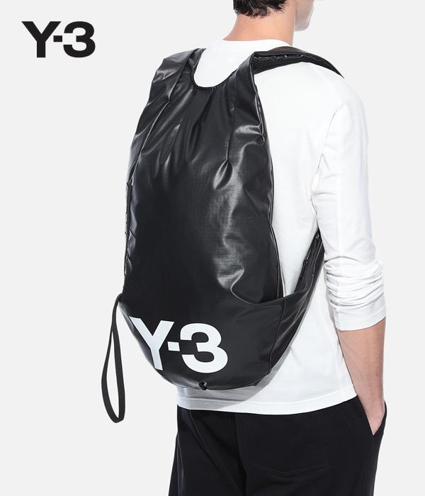 【サマーキャンペーン!】Y-3 / ワイスリー : Y-3 YOHJI II BACKPACK : ヨウジ バックパック ツー ヨウジヤマモト ワイスリー 19SS 19春夏 メンズ レディース : DY0517 【WAX】【BJB】