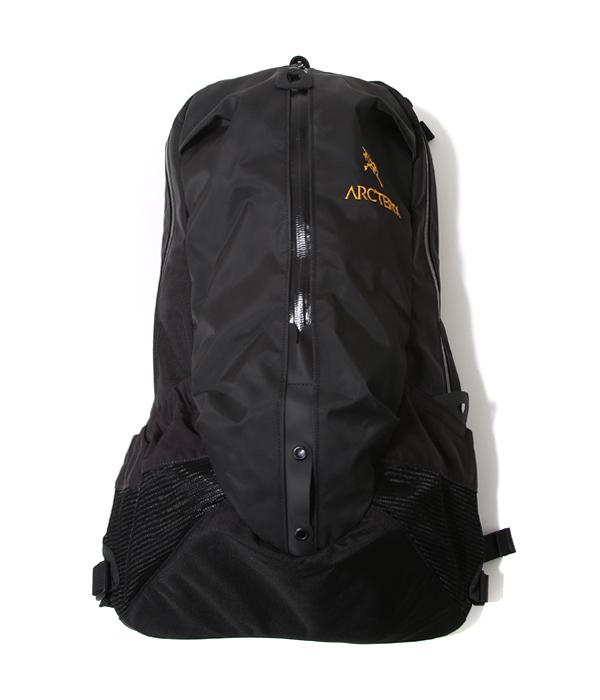 ARC'TERYX / アークテリクス : ARRO 22 BACKPACK : リュック アロー22 バックパック タウンリュック リュック デイパック バッグ カバン 軽量 耐久 耐水性 : L11325900【STD】【REA】
