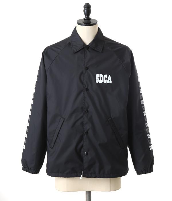 STANDARD CALIFORNIA / スタンダードカリフォルニア スタカリ : 別注Coach Jacket Type2 -ARKnets Limited- / 全2色 : スタカリ ロゴ コーチジャケット 限定 リミテッド スタンダードカルフォルニア : 17AW-SD-ARK-JKT【PIE】【REA】