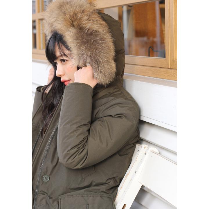 Woolrich arctic parka df beige