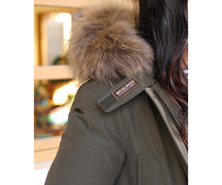 quality design dc1d5 08f56 WOOLRICH [Ulrich: all W'S ARCTIC PARKA DF / four colors:  ダウンジャケットアークティックパーカーアウターレディースファッション: WWCPS2306