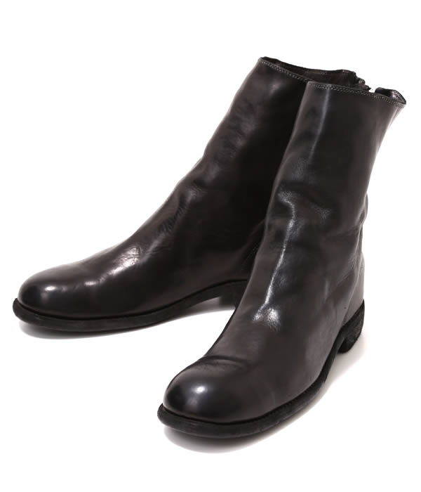 GUIDI (Guidi) / BACKZIP BOOTS (guidi boots back zip boot leather) 988 T-horse-5 s