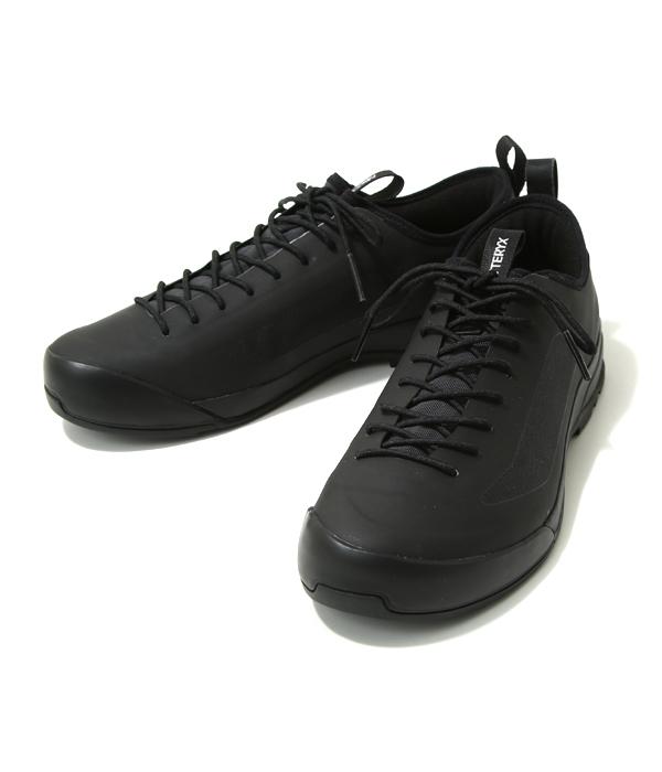 ARC'TERYX / アークテリクス : SHOES ACRUX SL M -BLACK/GRAPHITE ARC- : シューズ スニーカー 靴- : L06557200 【STD】