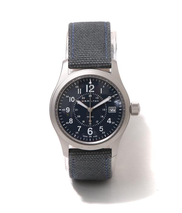 HAMILTON / ハミルトン : カーキ・フィールド・クオーツ38ミリ : カーキ・フィールド・クオーツ38ミリ 腕時計 紳士用腕時計 高級腕時計 fathersday : H68201943【MUS】