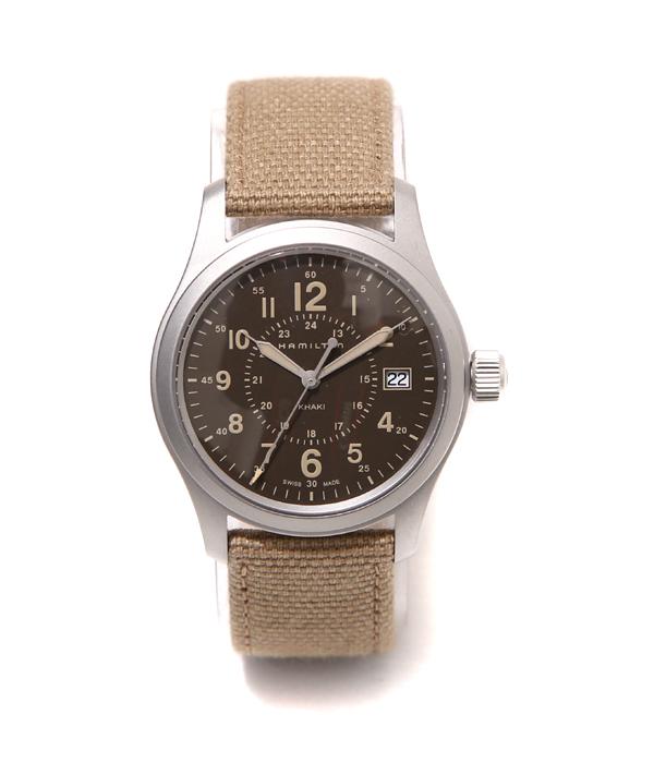 HAMILTON / ハミルトン : カーキフィールドクオーツ : カーキフィールドクオーツ 腕時計 紳士用腕時計 高級腕時計 fathersday : H68201993【MUS】