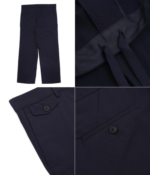 URU [Ulu] / tapered slacks -17SUP09 - (tapered slacks slacks underwear) 17SUP09