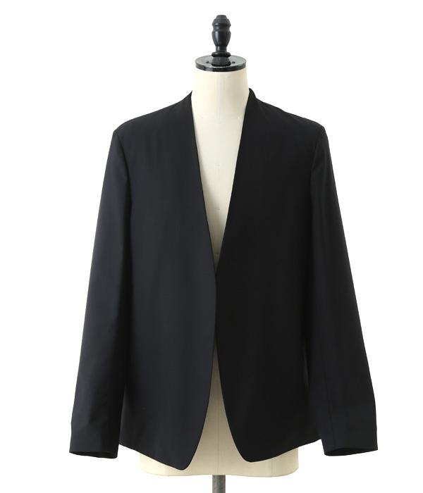 Maison Margiela / メゾン マルジェラ : NO COLLAR JACKET (ノーカラー ジャケット テーラード スーツ) S50BN0357【RIP】【BJB】
