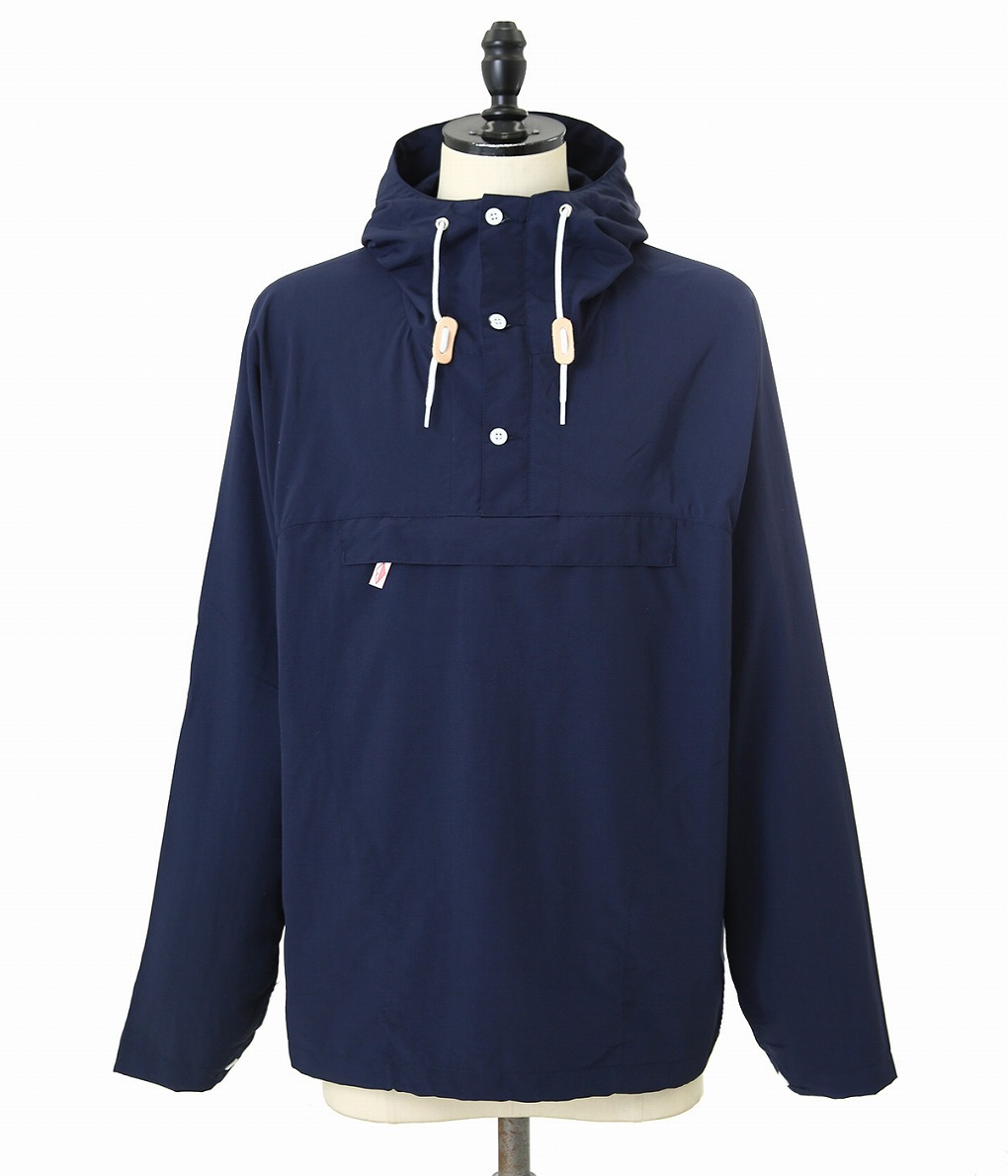 Battenwear / バテンウェアー : PACKABLE ANORAK : パックバルアノラック アウター フード パーカー メンズ : SS19103A 【AST】
