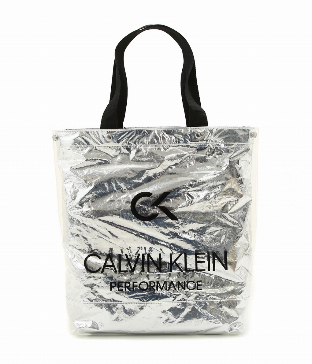 CALVIN KLEIN PERFORMANCE / カルバンクラインパフォーマンス : CK PERFORMANCE TOTE BAG - S : バッグ カルバンクライン カルヴァンクライン CK レディース : CKP-1908018【DEA】