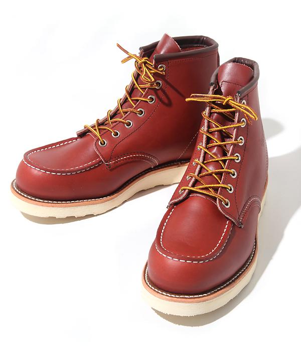 RED WING / レッドウィング : CLASSIC MOC : ブーツ6インチブーツ ワークブーツ : 8875【STD】