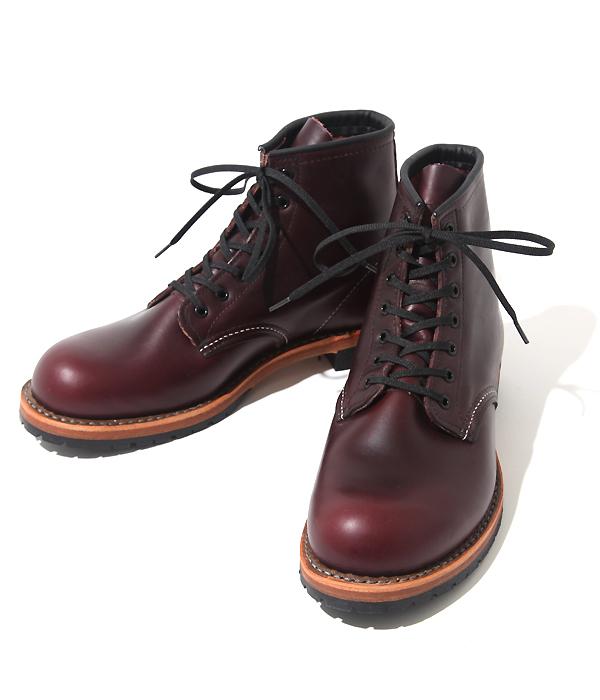 RED WING / レッドウィング : ROUND-TOE BECKMAN BOOTS STYLE NO.9011 : ブーツ6インチブーツ ワークブーツ : REDWING-9011【STD】