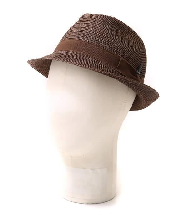 MUHLBAUER (ミュールバウアー) / Karl -ダークブラウン-(ストロー ハット 帽子)CM126-DKBRW【MUS】