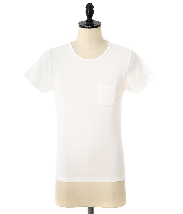 【SPECIAL PRICE!】Letroyes / ルトロワ : ALAIN BP-ROUND NECK TEE : Tシャツ 半袖 カットソー ラウンドネック : LT401 【MUS】
