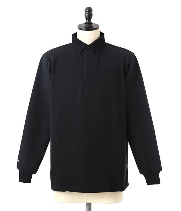 BARBARIAN / バーバリアン : GNBSS L/S ESS : ロング スリーブ シャツ 長袖 ラガーシャツ : 1536112-ESS-01 【STD】