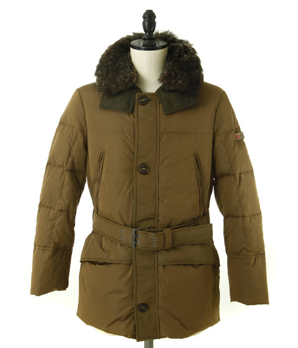 online store f0a24 f814f It is Terry with a zing PEUTEREY /: HURRICANE (JP EDITION) -Beige: Down  jacket down coat down: HCJP-BEI