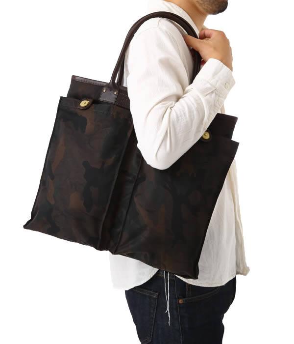 Felisi / フェリージ : HELMET BAG-CAMO- : トートバッグ トート カバン : 15-55-CFA-CF001-003【MUS】