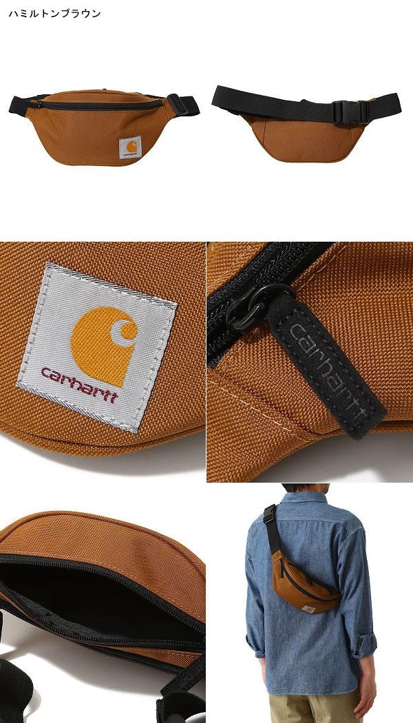 Carhartt (카 하트)/DAWSON BAG (가방 숄더 가방 Carhartt WIP 작업 인 진행률) I021206