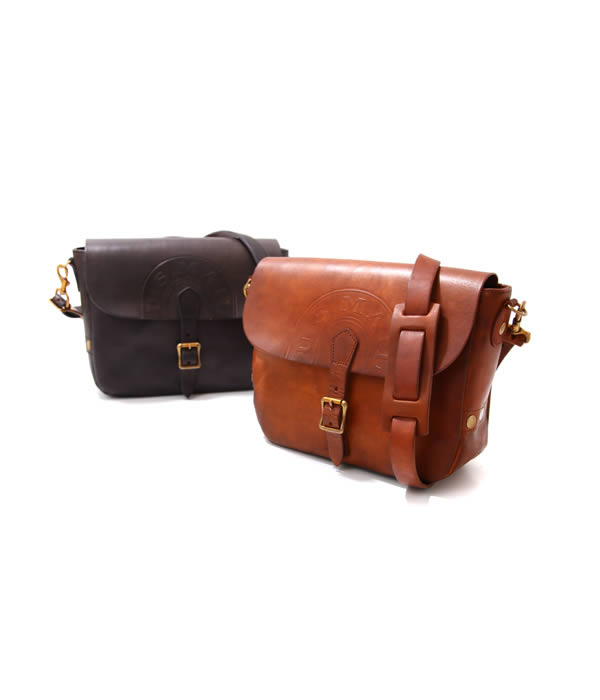VASCO (Vasco) and LEATHER POSTMAN MINI SHOULDER BAG (leather postman bag  bag bag) VS-249L 1a37eedf9ef69