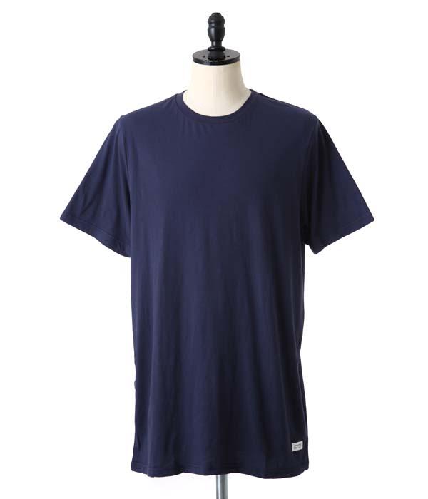 【アウトレットキャンペーン!】STAMPD / スタンプド : Elongated Tee : ロング Tシャツ 半袖 カットソー : S-M894TE 【WAX】