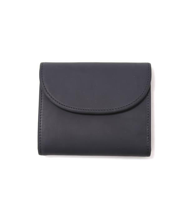 SETTLER / セトラー : SMALL 3FOLD - blk : 三つ折り ウォレット 財布 : OW1058-BLK【STD】