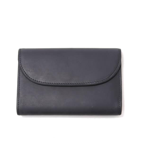 SETTLER / セトラー : 3 FOLD PURSE : 三つ折り ウォレット 財布 : OW1112-BLK【STD】