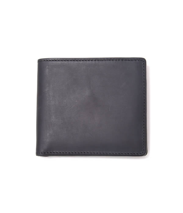 SETTLER / セトラー : WALLET/COIN CASE - blk OW1563 : 二つ折り ウォレット 財布 : OW1563-blk【STD】