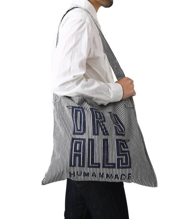 PAPER BOY BAG (paper boy bag shoulder bag) HM10GD004 / HUMAN MADE (human made)