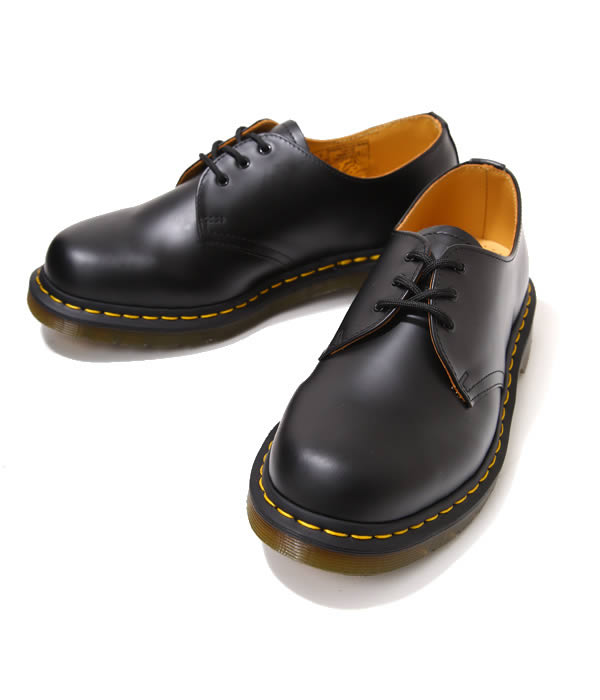 Dr.Martens / ドクターマーチン : 【メンズ】1461Z 3EYE SHOE : 3アイシュー レザー シューズ 靴 : 10085001【MUS】【ANN】