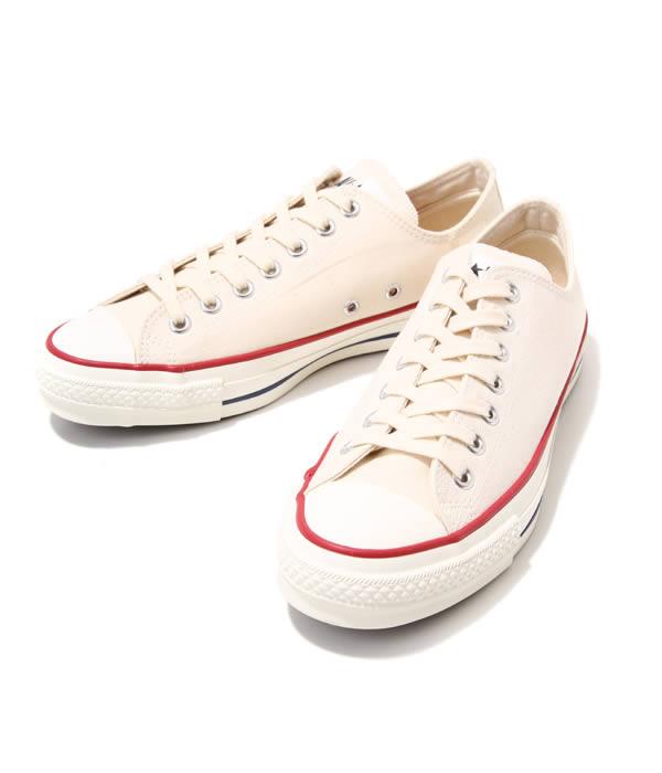 CONVERSE / コンバース : CANVAS ALL STAR J OX -ホワイト- : コンバーズ オールスター ローカット スニーカー シューズ 靴 : 32167710【AST】【WIS】
