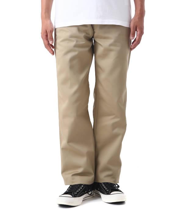 HUMAN MADE(人道佣人)/HUMAN MADE FOR DICKIES TWILL PANTS(hyumammeidodikkisuwakupantsuchinopampantsu)HM12PT001