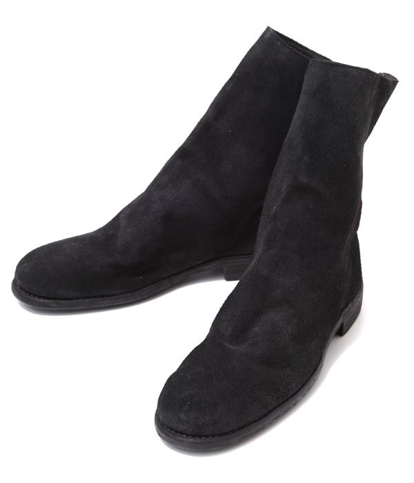GUIDI / グイディ : BACKZIP BOOTS : guidi バックジップブーツ レザ- シューズ 革靴 : 988T-HORSE-REV【RIP】
