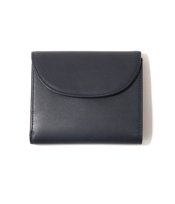 Whitehouse Cox / ホワイトハウスコックス : 【DERBY COLLECTION】SMALL 3FOLD PURSE / 全4色 : ウォレット 財布 レザー 本革 三つ折り 折り畳み ラッピング可能 : S1058-DERBY【MUS】