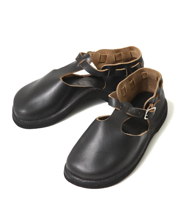 FERNAND LEATHER / フェルナンドレザー : West Indian : フェルナンドレザー レザーシューズ サンダル ウェスト インディアン leather-fair-shoes 【made_in_usa】 : WEST-INDIAN【STD】