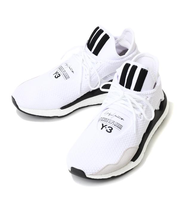 Y-3 / ワイスリー : SAIKOU -WHT/WHT- (サイズ約25.5cm~28cm) : サイコウ 最高 ハイテクスニーカー ワイスリー 靴 スニーカー メンズ アディダス adidas : AC7195-FTW-WHT【WAX】