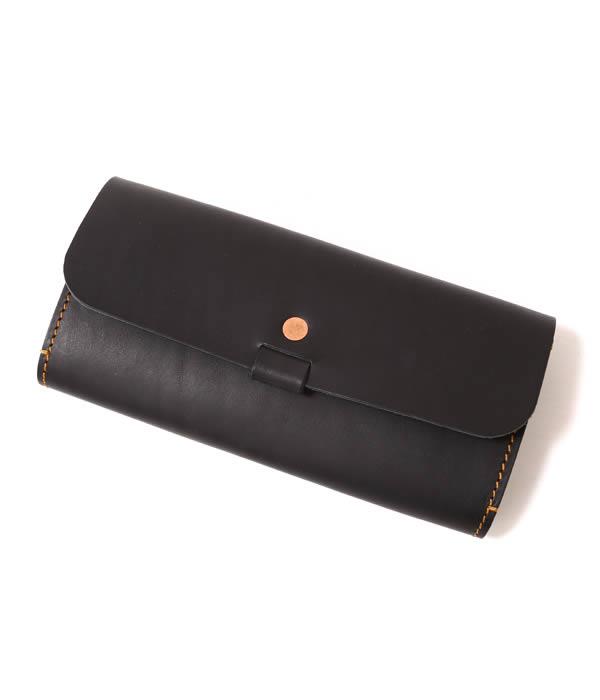 SLOW / スロウ : toscana wallet-blk(財布 ロング ウォレット toscana wallet)333S00A-blk【COR】